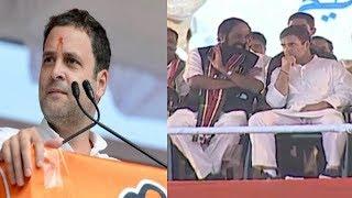 Rahul Gandhi In Hyderabad | Firing Speech Against Pm Modi And Kcr | @ SACH NEWS |