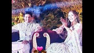Arya weds Sayyesha complete wedding videos |  Arya and Sayyesha dance