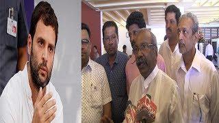 Rahul Gandhi meets mining dependents, assures to start mining in Goa