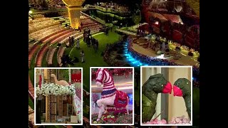 Ambani residence 'Antilia' decked up for Akash-Shloka's wedding