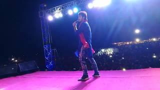 Live Stage Show - चोली चलीसा - Kallu Khatir Laiki Khojata - Arvind Akela Kallu - Comedy Show 2018