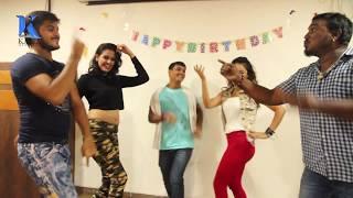 #Arvind_Akela_Kallu के Birthday Party में #रानी_सटा पर हिरा यादव ने किया जबरदस्त Dance