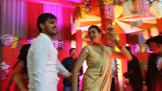 पहली बार किये Stage Performance  कल्लू और यामिनी & Nisha एक साथ,| अपने बड़े भाई Ashu Baba के शादी में