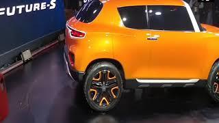 Auto Expo 2018: Maruti Suzuki Concept Future S Showcased