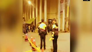 People trapped as Buildings Cave in after Taiwan Earthquake