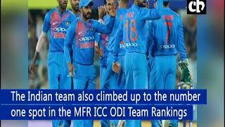 ICC ODI rankings: India seal 1st ever historic series win in SA