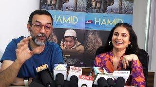 Hamid   Rasika Dugal And Aijaz Khan Interview