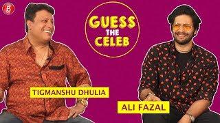 Guess The Celeb: Ali Fazals Dance Moves For Tigmanshu Dhulia Will Make You Go ROFL
