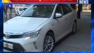 अनिल विज का दुष्यंत चौटाला पर वार    ANV NEWS AMBALA - HARYANA