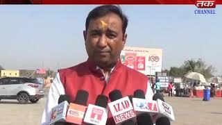 Girsomnath : Visit to OBC Corporation Chairman Somnath