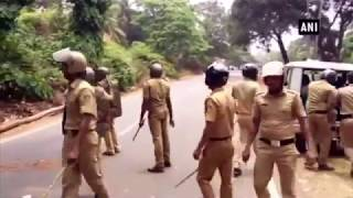 Clash breaks out between police, locals against widening of National Highway