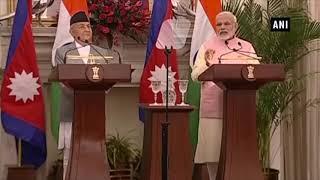 PM Modi assures India's contribution towards Nepal's development