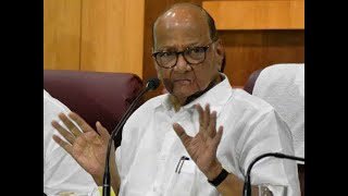 NCP chief Sharad Pawar decides not to contest Lok Sabha elections