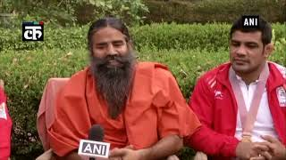 Baba Ramdev: I am very proud of Sushil Kumar
