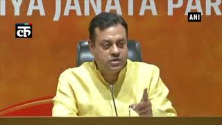 BJP seeks apology from Congress for using term 'saffron terror'
