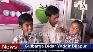 Tweety Childrens Clinic Mein Ek Roza Free Checkup Camp Ka Kamiyab ineqaad A.Tv News 10-3-2019