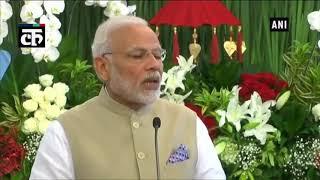 भारत-एशियान साझेदारी भारत-प्रशांत महासागर क्षेत्र से परे शांति की गारंटी महत्वपूर्ण है: पीएम मोदी