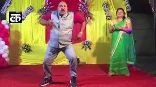 गोविंदा के गाने पर पर अंकल के डांस ने सोशल मीडिया पर मचाया तहलका