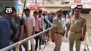 लश्कर-ए-तैयबा  से होने वाले खतरों के बाद मथुरा में सुरक्षा कड़ी