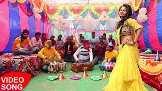 (2018) HD Holi Video # साधु और हीरोइन पर जबरदस्त गाना || Sab Hiroin Sanghe Holi Khela Di~ Holi Video