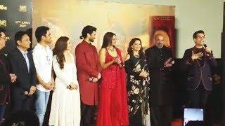 Kalank Teaser Launch INSIDE VIDEO | Varun Dhawan Alia Bhatt, Sanjay Dutt, Sonakshi, Madhuri Dixit