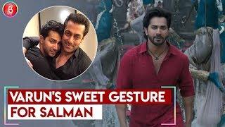 Did You Know? Varun Dhawan Got His Name Changed In 'Kalank' Because Of Salman Khan