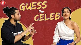 'Guess The Celeb: Rajat Barmecha & Parul Gulatis Awkward Reactions Will Make You Go ROFL