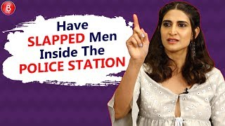 Aahana Kumra: Have SLAPPED Men Standing Inside The Police Station