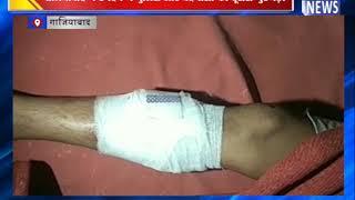 गाजियाबाद में 5 दिन में पुलिस और बदमाशों की दूसरी मुठभेड़।|| ANV NEWS GHAZIABAD - NATIONAL