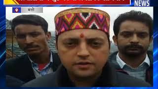 प्रत्याशियों ने शुरू किया जनसंपर्क अभियान || ANV NEWS MANDI - HIMACHAL PRADESH