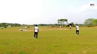 Cricket Highlights! | 1st Semi Final | Azad Hind Cricket Tournament | Satya Bhanja