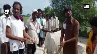 महाराष्ट्र में लगातार चौथे दिन हड़ताल पर डेयरी किसान