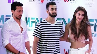 Tiger Shroff And Girlfriend Disha Patani At Matrix Fight Night Launch | Red Carpet