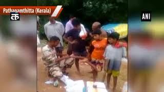 केरल बाढ़: भारी तबाही के बाद पुर्नवास करना भारी चुनौती, सरकार कोशिश में लगी