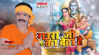 2017 Ka Hit Kanwar Bhajan - Dhani Pandey - Gaura Ji Ka Beta Hai-  Gaura Ji Ka Beta Hai