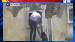 नकल फेंकने वालों ने पार की सारी हदें || ANV NEWS FARIDABAD - HARYANA