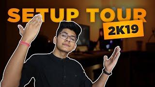 Setup Tour 2k19  l Gaming PC Setup l Pubg Gameplay