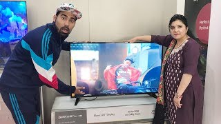 Bought New Led Tv & Washing Machine From Youtube Money ????