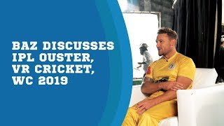 Brendon McCullum on Virtual Reality Cricket | IPL ouster | NZ in WC 2019 & more