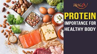 Watch Protein Importance For Healthy Body
