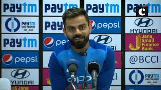 No team to go as favourites in World Cup- Virat Kohli