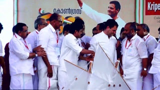 LIVE: Congress President Rahul Gandhi addresses public meeting in Kozhikode, Kerala