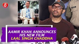 Aamir Khan Announces His Next Film Laal Singh Chaddha On His Birthday