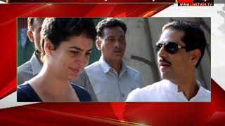 Smriti Irani alleges  Robert Vadra involved in family package of corruption'