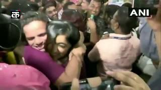 मुंबई- Section 377 पर सुप्रीम कोर्ट के फैसले के बाद जमकर मना जश्न