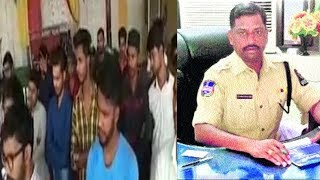 Youngsters Arrested For Roaming In Late Nights | Acp Rajendarnagar Does Counselling .