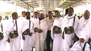 Al Urooj Travels Ka  Khafila Ajj Hua Umrah Ke Lia Ravana From Hyderabad | @ SACH NEWS |
