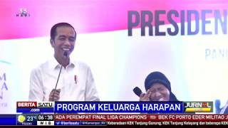 Penerima PKH: Jokowi Lebih Ganteng Aslinya