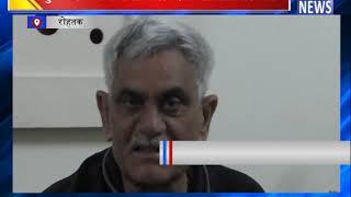 मुनीष ग्रोवर ने कसा अरविंद केजरीवाल पर तंज || ANV NEWS ROHTAK - HARYANA