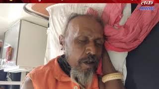 Junagadh - The monks lie in unconscious condition
